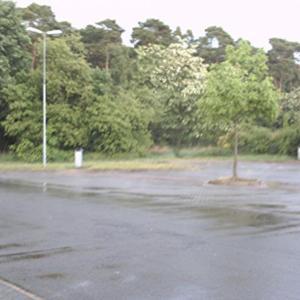 Parkplatz Waldeck Ost A 117