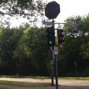 Worringer Reitweg - DU - MH ad Ruhr