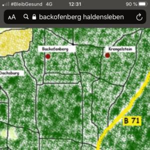 Backofenberg Haldensleben
