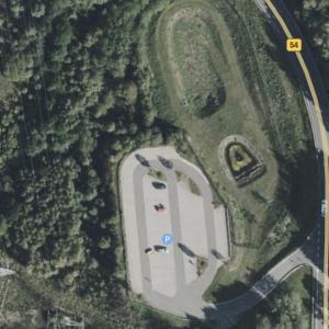 Pendlerparkplatz Krombacher Höhe