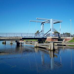 Brücke in Abickhafe