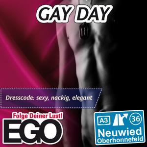 GAY DAY EGO Oberhonnefeld