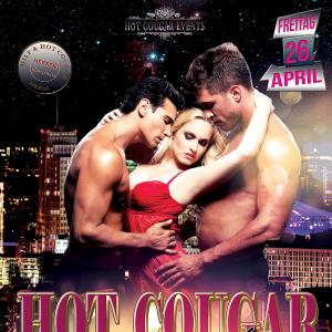 HOTCougars meet YoungLOVERS