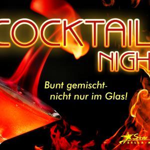 Swinger-Cocktail Night mit riesen Pizza