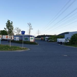 LkW-Parkplatz Neumarkt Süd